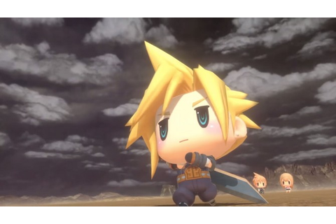 World of Final Fantasy Wiki – Everything you need to know ...