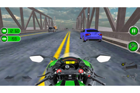 Real Motor Bike City Racing Ride Simulator Game 3D ...