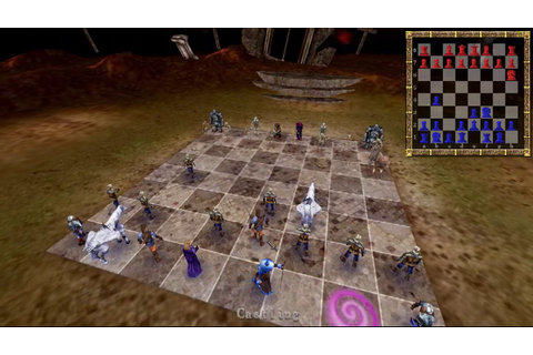 Top Game Xưa - War chess 3D - YouTube