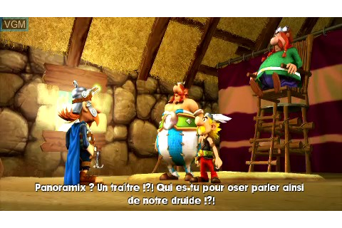 Asterix & Obelix XXL 2 - Mission WiFix for Sony PSP - The ...