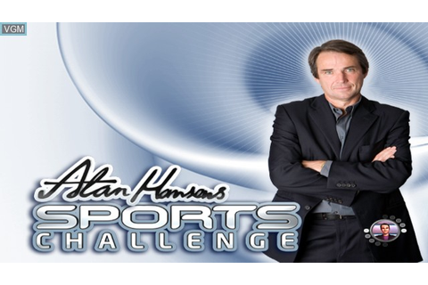 Alan Hansen's Sports Challenge for Nintendo Wii - The ...
