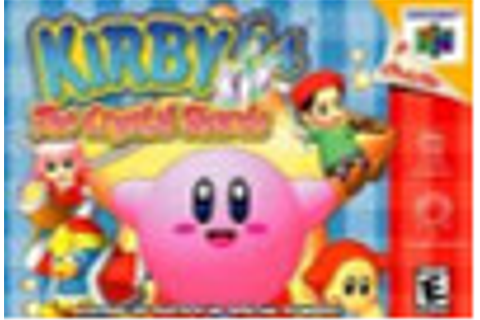 Kirby 64The Crystal Shards Nintendo 64 N64 Game For Sale ...