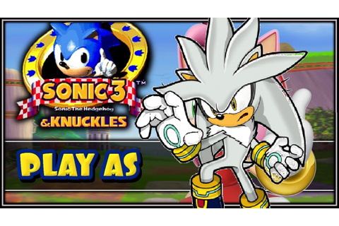 Sonic 3 & Knuckles | Silver the Hedgehog Game Genie Code ...