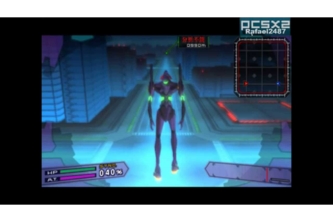 Neon Genesis Evangelion 2 (PS2 Gameplay) HD - YouTube