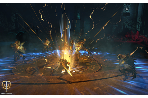 Unlock a Skyforge closed beta key by playing a mini-game ...