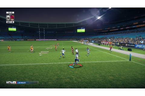Rugby League Live 3 Review - Africa GamesBeat