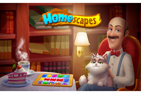 Amazon.com: Homescapes: Appstore for Android