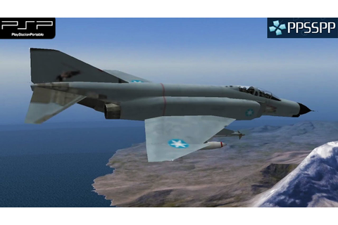 Ace Combat X: Skies of Deception - PSP Gameplay 1080p ...