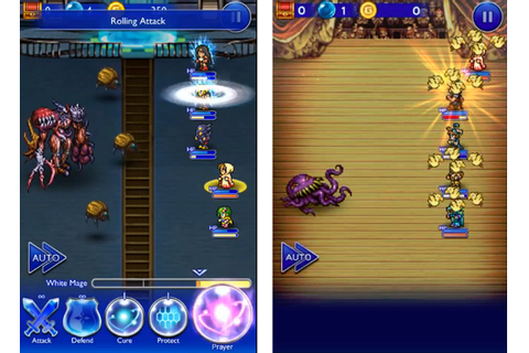 Final Fantasy Record Keeper Review | RPG Site