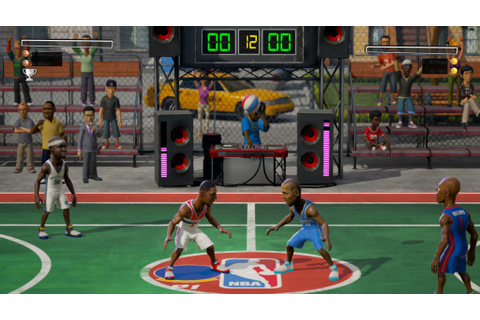 NBA Playgrounds for Xbox One review: A basketball game ...