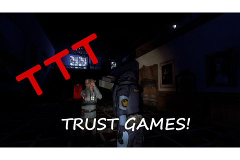 TRUST GAMES | Trouble In Terrorist Town - YouTube