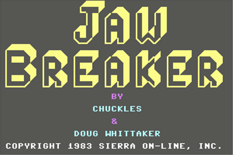 Download Jawbreaker (Commodore 64) - My Abandonware