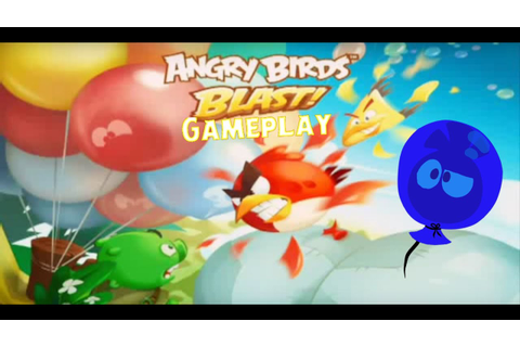 Angry Birds Blast Gameplay - YouTube