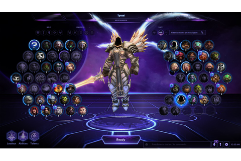 Heroes of the Storm | OnRPG