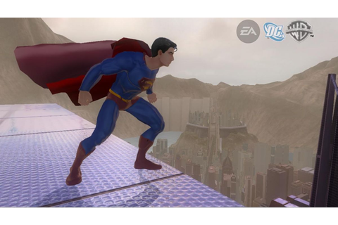Superman Returns returns | GamesRadar+