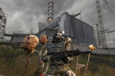 Stalker Shadow Of Chernobyl Free Download - Ocean Of Games