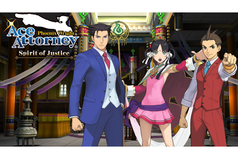 Phoenix Wright: Ace Attorney - Spirit of Justice Trailer ...