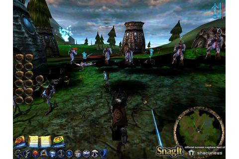 Sacrifice Screenshots - Video Game News, Videos, and File ...