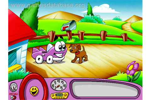 Putt-Putt Enters the Race - ScummVM - Games Database