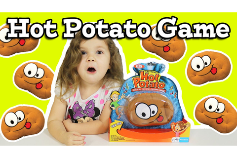 Playing Hot Potato Game - YouTube