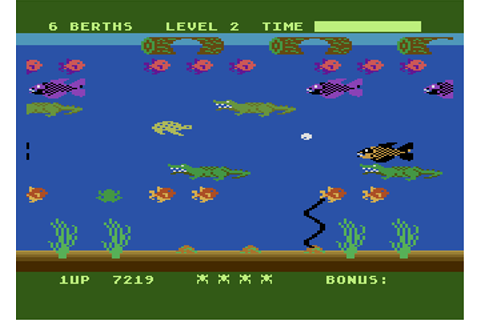 Download Frogger II: ThreeeDeep! - My Abandonware