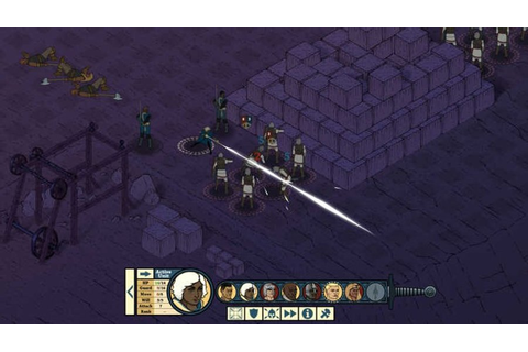 Tahira: Echoes of the Astral Empire Review - GameSnort.com