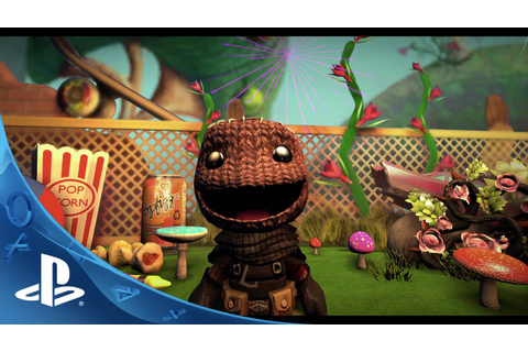 LittleBigPlanet 3 - Official TV Commercial | PS4 - YouTube