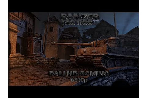 Panzer Tactics HD PC Gameplay FullHD 1080p - YouTube