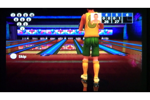 AMF Bowling World Lanes Gameplay 1 - YouTube