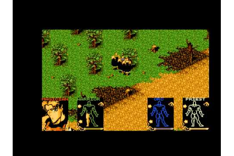Shadowlands (Amiga) - YouTube