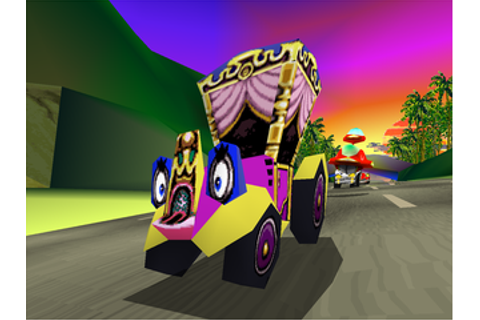 Motor Toon Grand Prix Screenshots for PlayStation - MobyGames