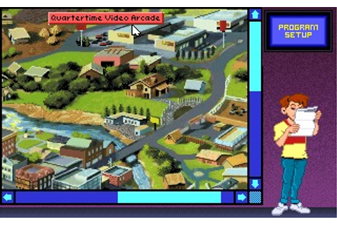 Eagle Eye Mysteries (DOS) Game Download