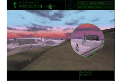 PC Game - Delta Force - YouTube