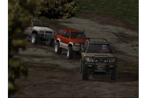4x4 Evolution Sony Playstation 2 Game