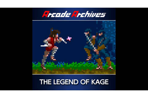 Arcade Archives THE LEGEND OF KAGE Game | PS4 - PlayStation
