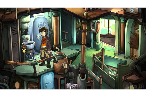 Deponia Gameplay #1 [ PC HD ] - YouTube