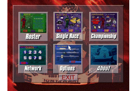 Virtual Karts Download (1995 Sports Game)