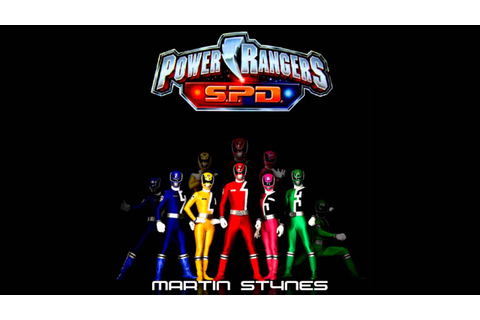 Power Rangers SPD [Classixx Mix] (Cover) - YouTube