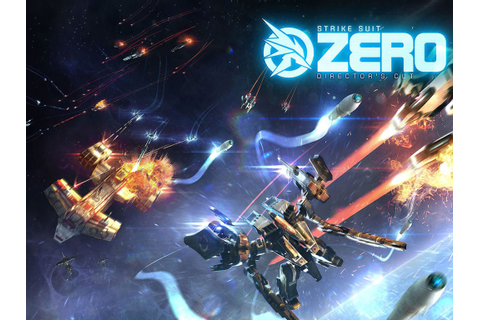 Strike Suit Zero is the first independent game on the Xbox ...