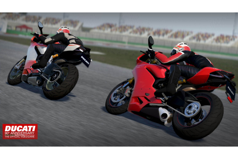 Ducati 90th Anniversary The Official Videogame Arrives in ...
