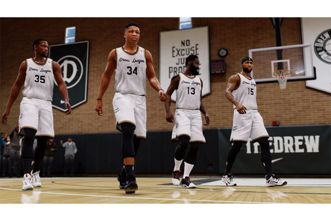 NBA Live 18 review for PS4, Xbox One - Gaming Age