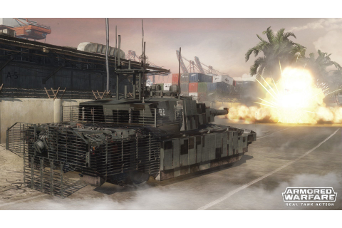 Armored Warfare Expansion Announced; Steam Release Date ...