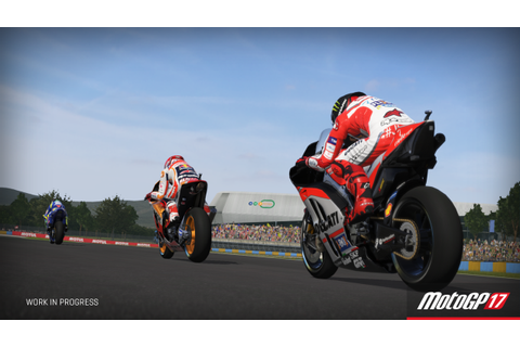 MotoGP 17 Reveals Brand New Managerial Career Mode and New ...