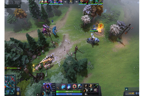 Dota 2 custom-game mode is slowly becoming this year's ...