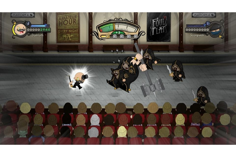 Foul Play coming to Xbox LIVE Arcade and PC ...