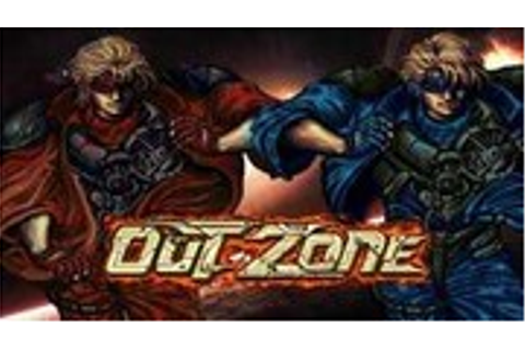 Out Zone - MAME - ARCADE GAMEs (ROMs) - Free - Romsformame.com