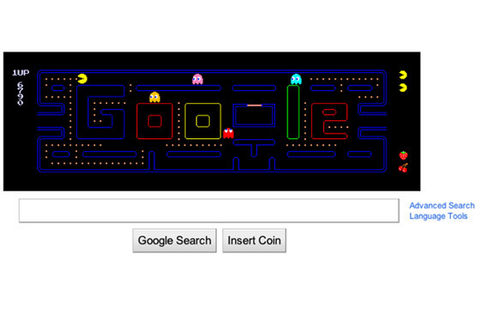 Pacman Google Logo (VIDEO, PICTURE): Doodle Celebrates ...