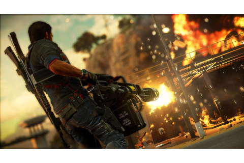 A Bunch of First In-Game Just Cause 3 Screenshots Released ...