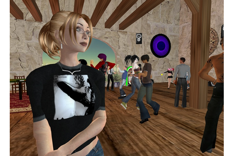 Second Life Review and Download – MMOBomb.com