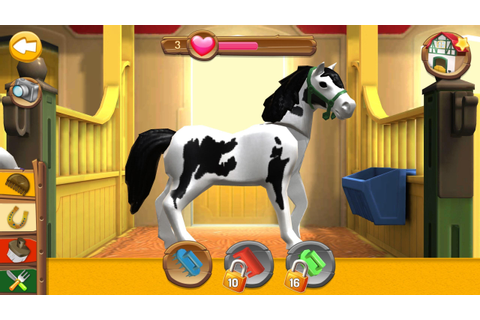 PLAYMOBIL Horse Farm - Virtual World Games 3D